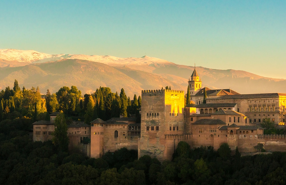 What to see in Granada? The Alhambra and Generalife